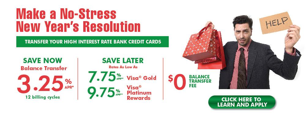 Visa Balance Transfer Offer