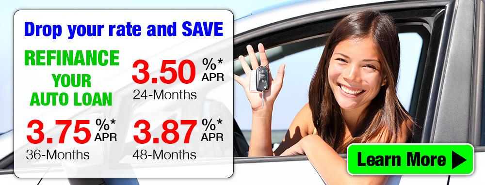 Refinance Your Auto Loan