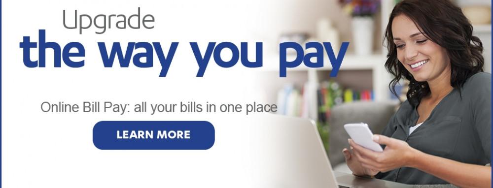 Bill Pay Banner